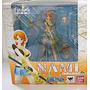 One Piece Figure Original Bandai Nami Figureart Zero Battle