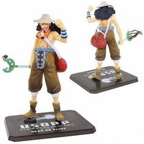 Boneco One Piece Usopp Sogeking Figuarts Zero.
