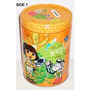 Rodada Cofrinho Dora The Explorer Selva Box 465207-2