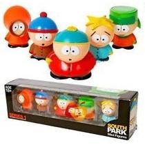 Kit 5 Miniaturas South Park Original Na Caixa Pronta Entrega