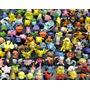 Miniaturas: Pokémon (24 Peças)