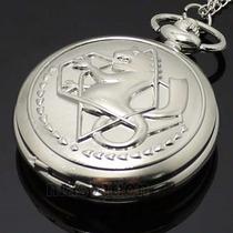 Fullmetal Alchemist Relógio De Alquimista Federal