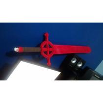 Finn Espada Vermelha