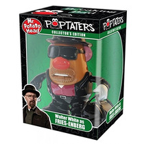 Action Figure Breaking Bad Heisenberg Sr. Cabeça De Batata