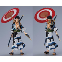 Super One Piece - Styling Kimono Style Monkey D Luffy Bandai