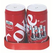 Sal E Pimenta Detentor Coca Cola Coke Caddy Brinquedos 77687