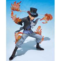 Estátua Sabo Novo Mundo - One Piece Importada Frete Grátis