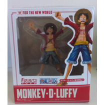 Boneco One Piece Action Figure Luffy - Monkey D Luffy