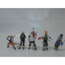 Miniatura Naruto Shippuden Action Figure Pvc Set 5 Unidades>