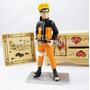 Kit 4 Bonecos Desenho Naruto Sasuke Kakashi - Pronta Entrega