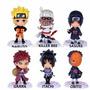 Kit Miniaturas Naruto Sasuke Killer Bee Gaara Itachi Obito