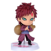 Naruto 7cm Figura Anime Brinquedo Gaara