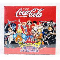 Coca Cola Shonen Jump 2005 Naruto - One Piece - Bleach