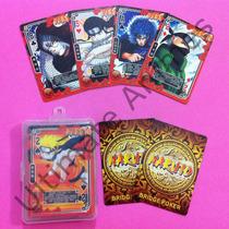 Baralho Anime Naruto (bar141) Sasuke Kakashi Sakura Itachi