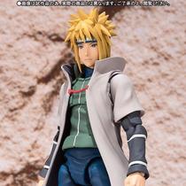Naruto: S.h. Figuarts Namikaze Minato Bandai