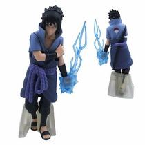 Action Figure Anime Naruto - Uchiha Sasuke - Ocolecionador