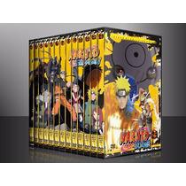 Naruto 1ª Fase E Shippuden Completo Legendado