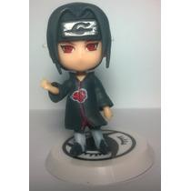 Boneco Naruto Chibi - Sasuke Pronta Entrega