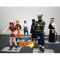 Bonecos Naruto Diversos Kakashi,sasuke Naruto Itachi Cada