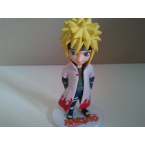 Bonecos Miniatura Naruto - Action Figure Minato