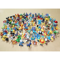 Pacote 24 Miniaturas Pokemon Gigante De 3 A 6 Cm Sortidas