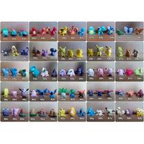 40 Miniaturas Bonecos Pokemon, Escolha Todos, Fotos Reais