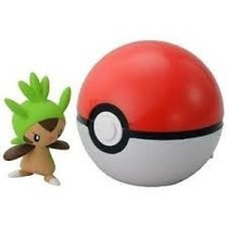 Pokemon Crespin C/ Pokebola - Original - Takara Tomy