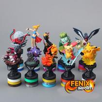 Bonecos Pokemon Pikachu Misty Treinadores Pokemons Lendarios
