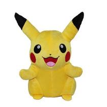 Pelúcia Do Pikachu 25 Cm Da Nintendo - Pokémon X E Y