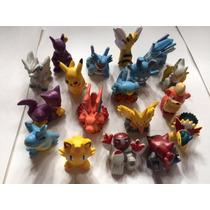 Pokémon Bandai Dedoche Grande 3-6cm. Kit-escolha O Grupo