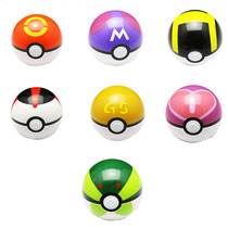 Pokeball Great Master Ultra Gs Ball Pokemon Em Abs + Brinde