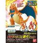 Pokemon Charizard Evolução 3ps Bandai - Pronta Entrega