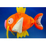 Pelúcia Pokemon Magikarp! 30cm! Pokecenter Original Grande