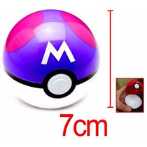 Pokémon - Pokebola Pokeball - Master Ball - Frete Barato
