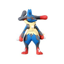 Pokémon Xy Mega Lucário Sp- 010 - Takara Tomy