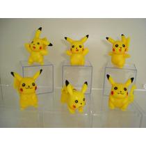 Pokemons Pikachu Game Cartoon Net Work 6 Posições Pokémons