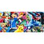 1 Pokebola + 24 Miniaturas De Pokemons R$ 95,99 + Frete