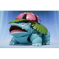 Boneco Venusaur Pokémon Original Bandai D-arts