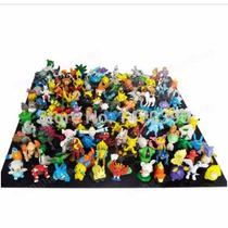 Pokemon - Mini Pokemons Sortidos 24peça 2cm- Frete Só R$4,00