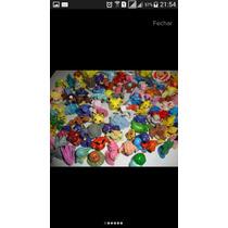 Miniatura Pokemon- Lote De 20 Bonecos Variados