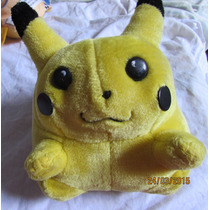 Boneco Pelúcia Pikachu - 16 Cm