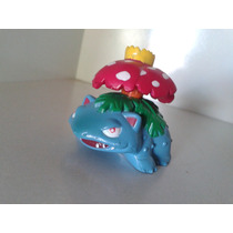 Miniatura Boneco Lote Pokémon Para Colecionadores Venusaur