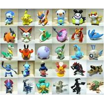 Pokemon Mini 2 A 3 Cms Aleatório 24 Pçs - Pronta Entrega