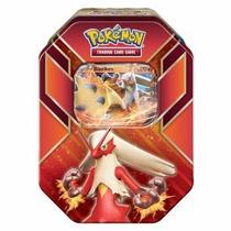 Lata Pokemon Ex Hoenn Power Blaziken