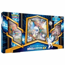 Box Mega Absol-ex Pokemon