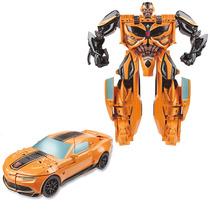 Boneco Transformers Bumblebee Transforma Carro A7799 Hasbro