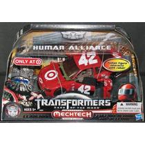 Carro Robo Transformers Leadfoot - Sergeant Detour -steeljaw