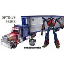 Caminhão Robo Transformers Optimus Prime - * Frete Grátis *