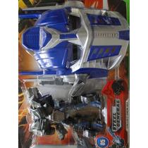 Mascara & Veiculo Transformers Steel General