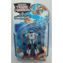 Robô Transformers Rescue Bots Energize - Copter Bot